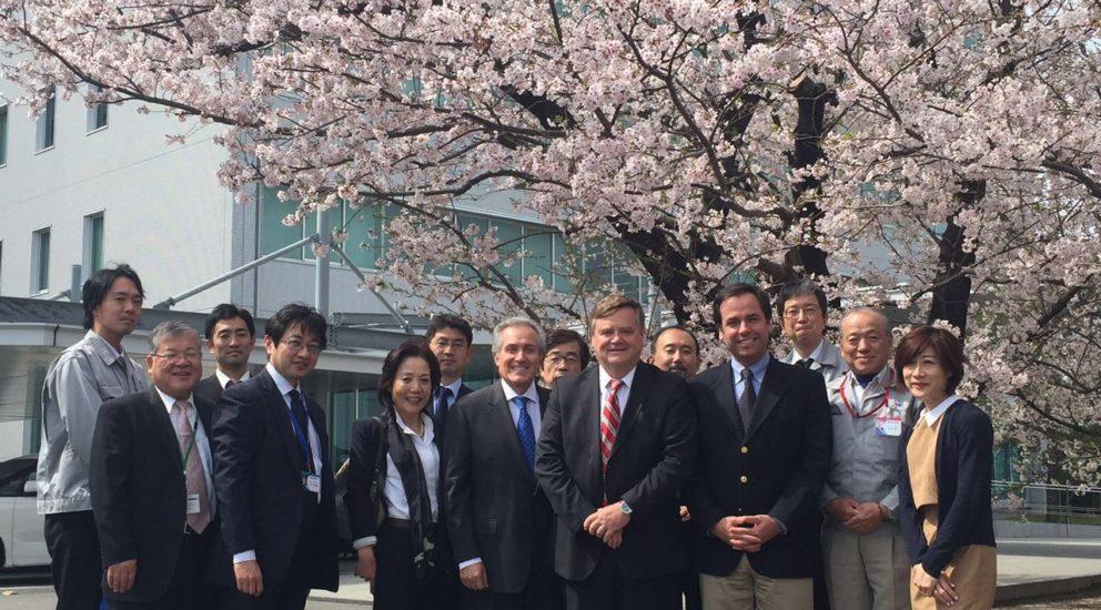 SQM visita a clientes en Asia