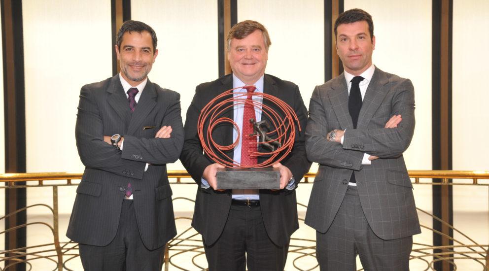 SQM recibe premio mayor creación de valor 2015