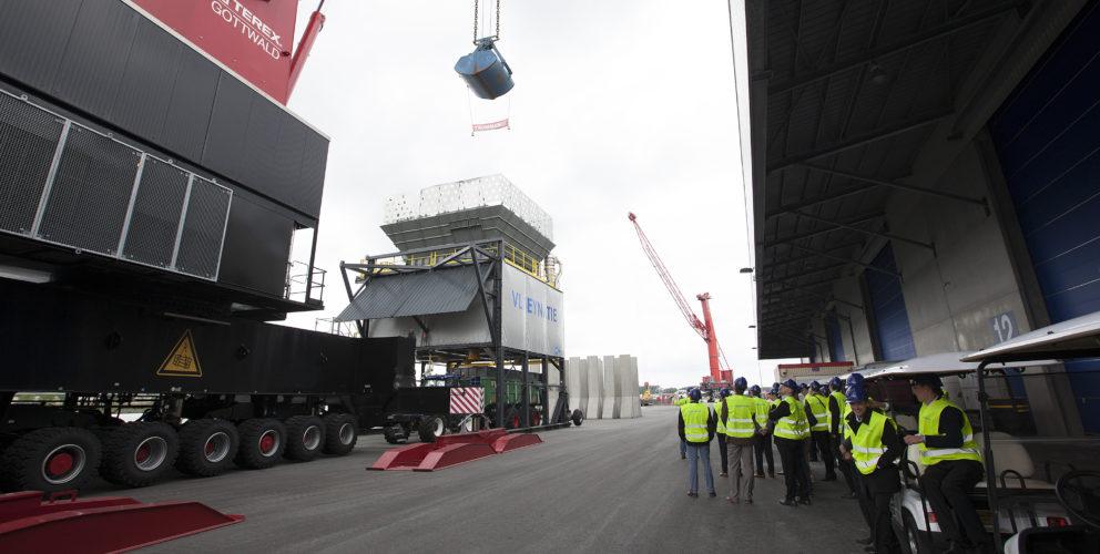 SQM desembarca en Holanda