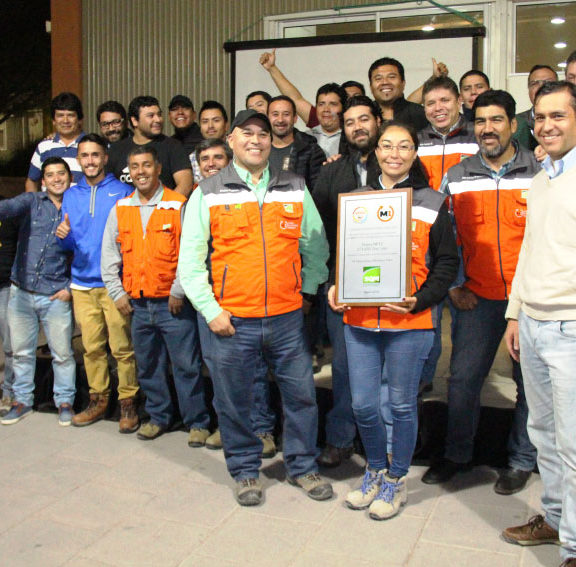 Coya Sur cierra un exitoso 2017 con cuatro récords de producción históricos