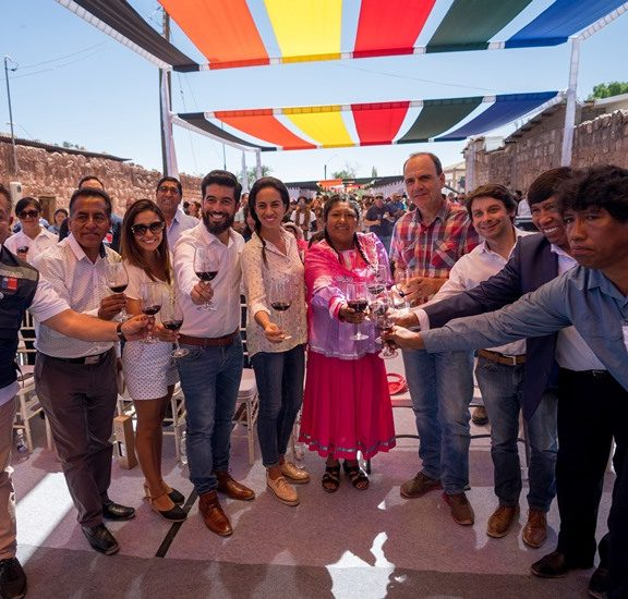 Ayllu Dazzles with Seven New Varietals at the VII Toconao Harvest Festival