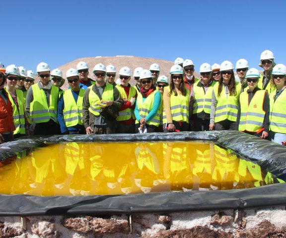German Students Visit Chile to Learn About Lithium