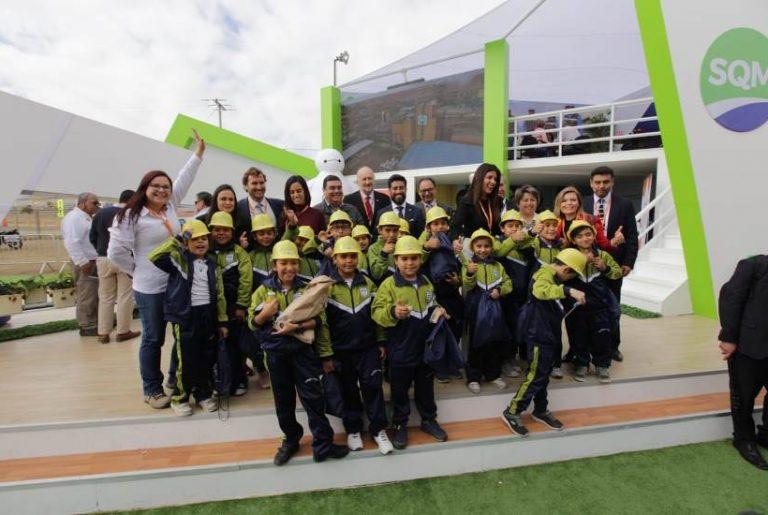 SQM consolida activa participación en Exponor 2019