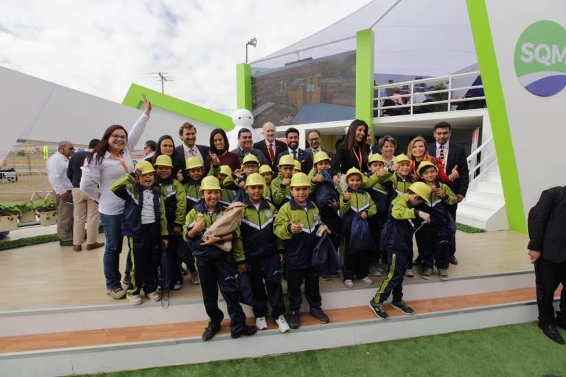 SQM participates in Exponor 2019