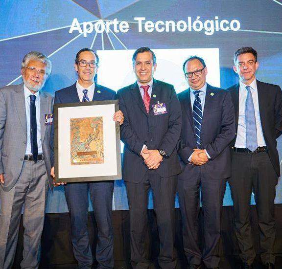 SQM fue reconocida por su Aporte Tecnológico a la Región de Antofagasta