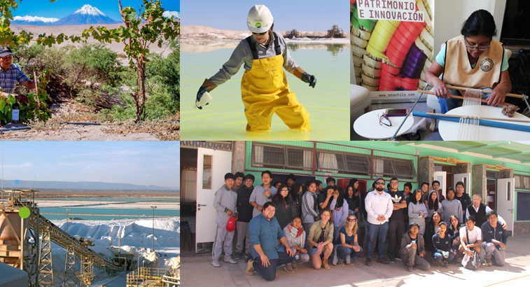 SQM's Commitment to the Sustainable Production of Lithium and Community Relations