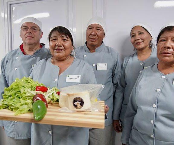 Agricultores y ganaderos de Pozo Almonte inauguran Centro de Investigación y Desarrollo Agropecuario
