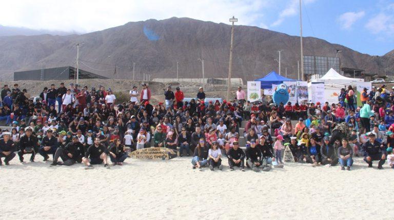 !Limpieza de playas en Tocopilla!