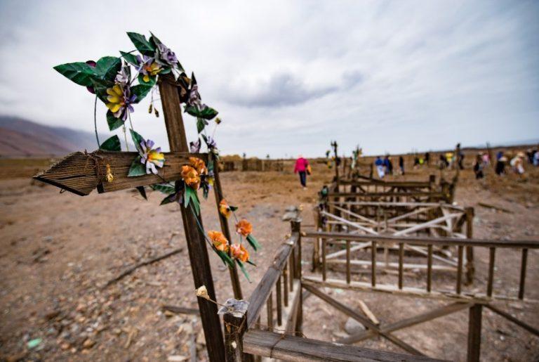 Romerías pampinas reviven la época de esplendor del salitre