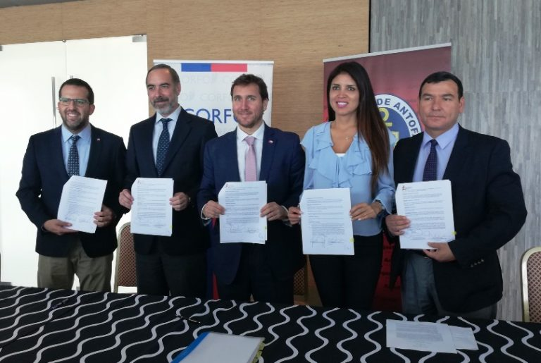 CORFO, SQM and Municipalities Sign Agreements to Complete First Delivery of Resources Agreed in Salar de Atacama Contract