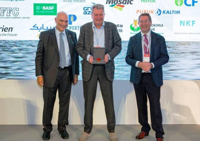 IFA reconoció el trabajo sustentable de SQM