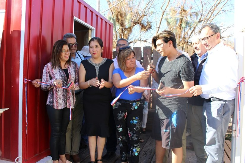 """Young People from María Elena Have a New """"Teen-Friendly Space"""""""