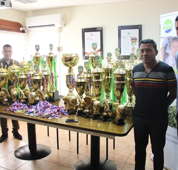 Salar Athletics Club Celebrates Successful 2019