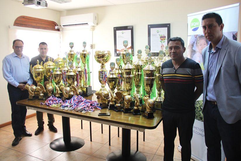 Salar Athletics Club Celebrates Successful 2019