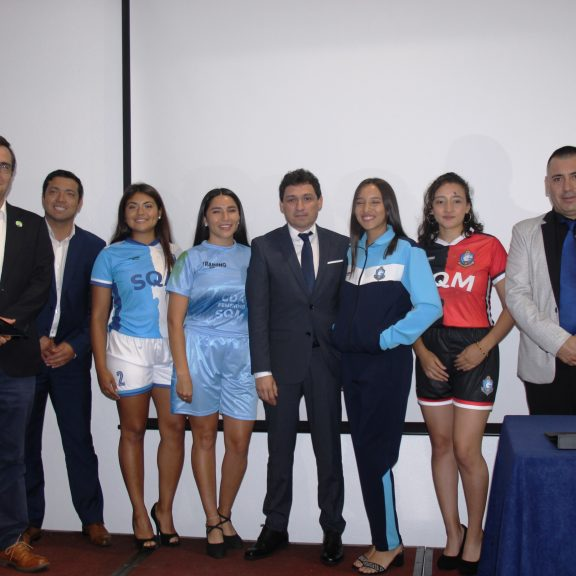 SQM Salar Sports Club to Sponsor CDA Women's Soccer Teams