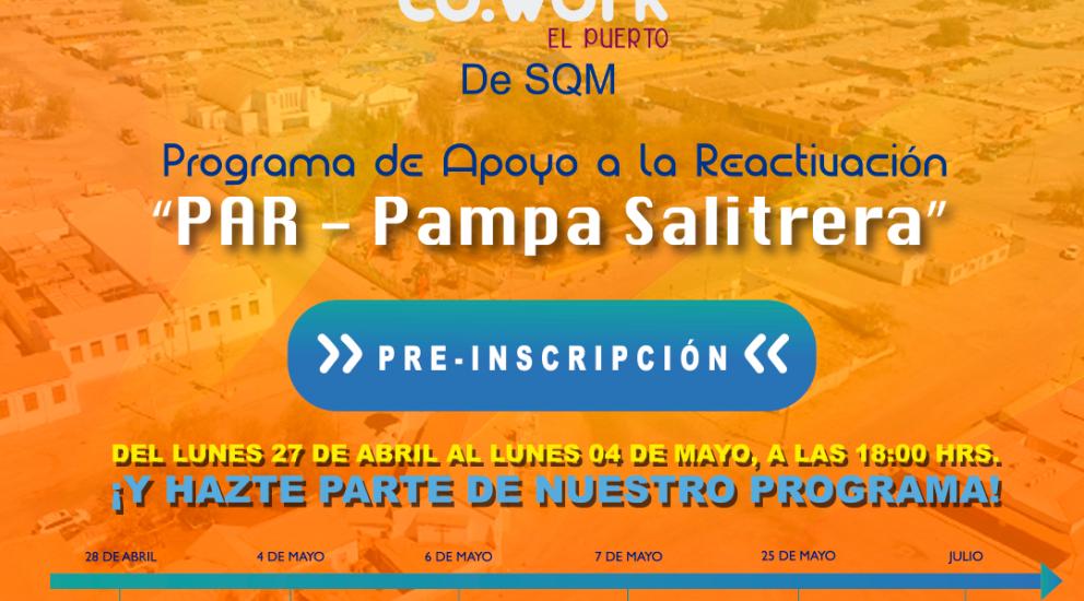 SQM integra alianza que dará apoyo a la reactivación de emprendimientos de María Elena