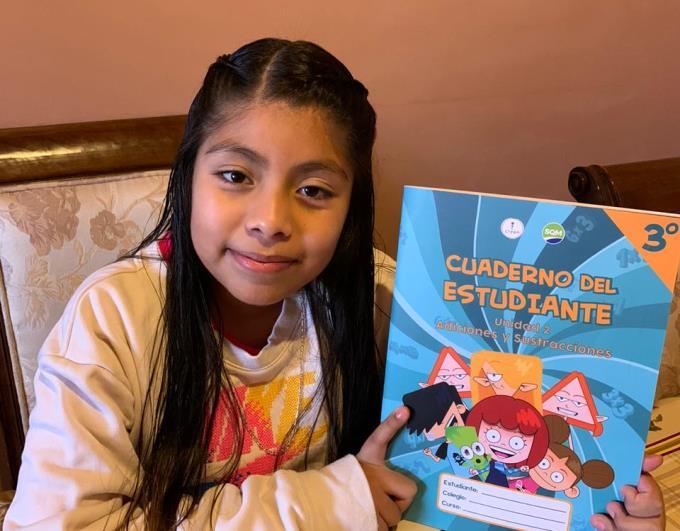Students from Salar de Atacama, Quillagua, María Elena and Pintados Build Knowledge Through Crea Más Program