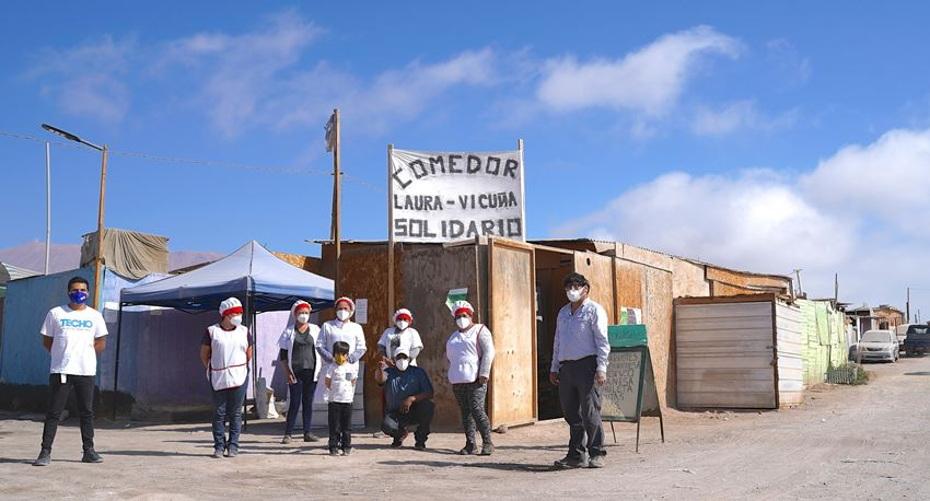 SQM Workers to Support More than 13 Thousand People Through Soup Kitchen Fund