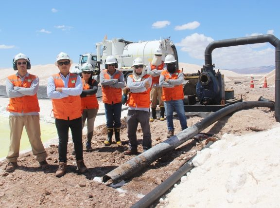 New Equipment to be Used in Brine Recovery in Atacama