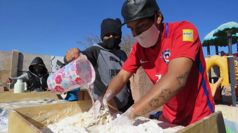 Panadería solidaria de San Pedro de Atacama