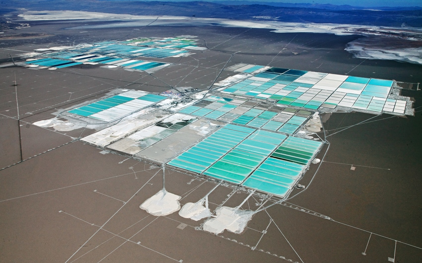 Sustainability of Lithium production in Chile