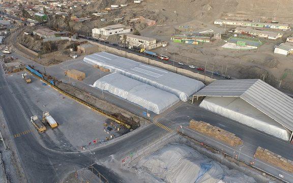 El puerto se prepara para el proyecto DEWA en Dubai