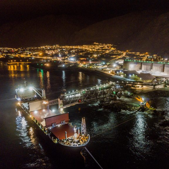 Port of Tocopilla: From Nitrates to Industries That Are Strategic for Sustainability