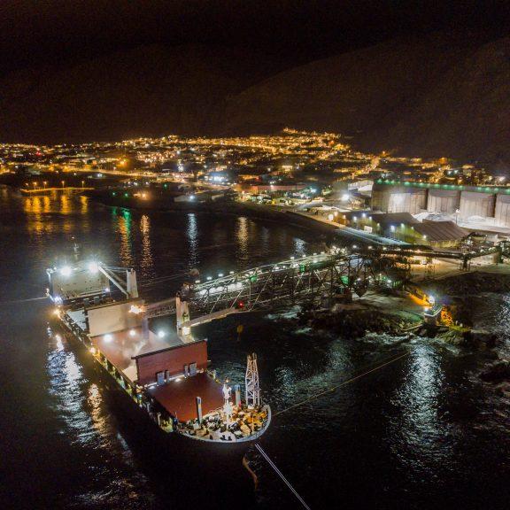Puerto de Tocopilla: Desde el salitre a industrias estratégicas para la sustentabilidad