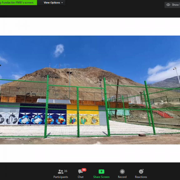 Tocopilla Families Participate in Online Workshop on Effective Recycling