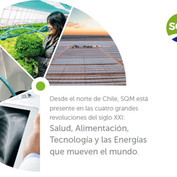 SQM Makes Progress on Certifying its Sustainability Commitments