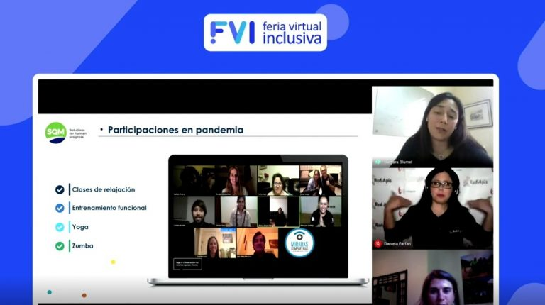 (Español) Feria Virtual Inclusiva