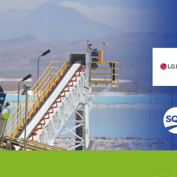 SQM and LG Sign Alliance
