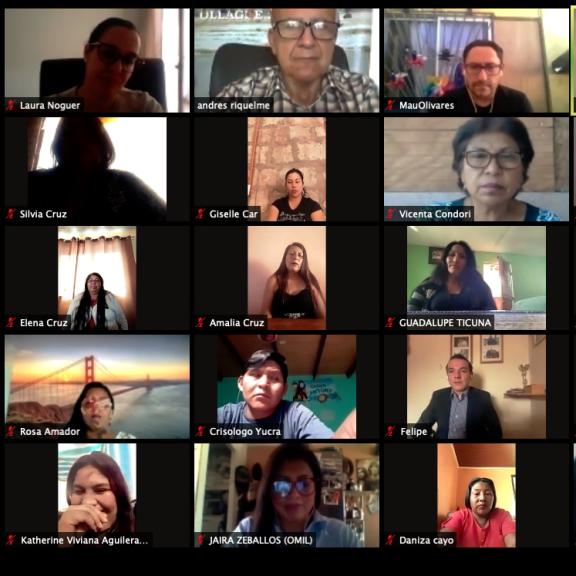 82 vecinos de la comuna de San Pedro de Atacama dieron continuidad a sus estudios básicos y secundarios