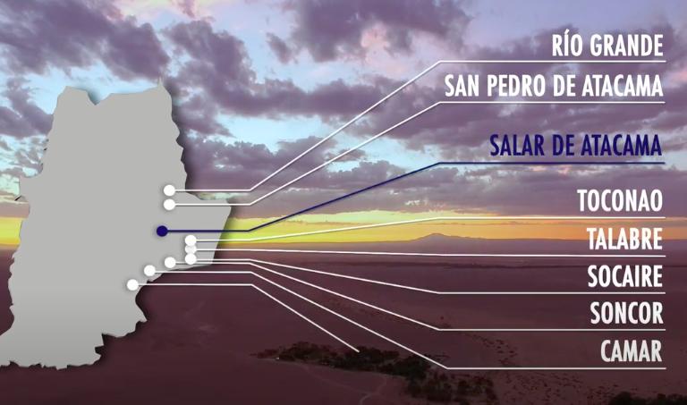 Conoce nuestro trabajo comunitario en el Salar de Atacama