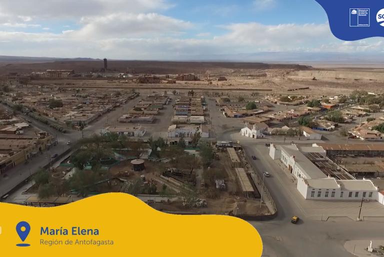 María Elena: Protagonista del apogeo y la reinvención de la industria del salitre