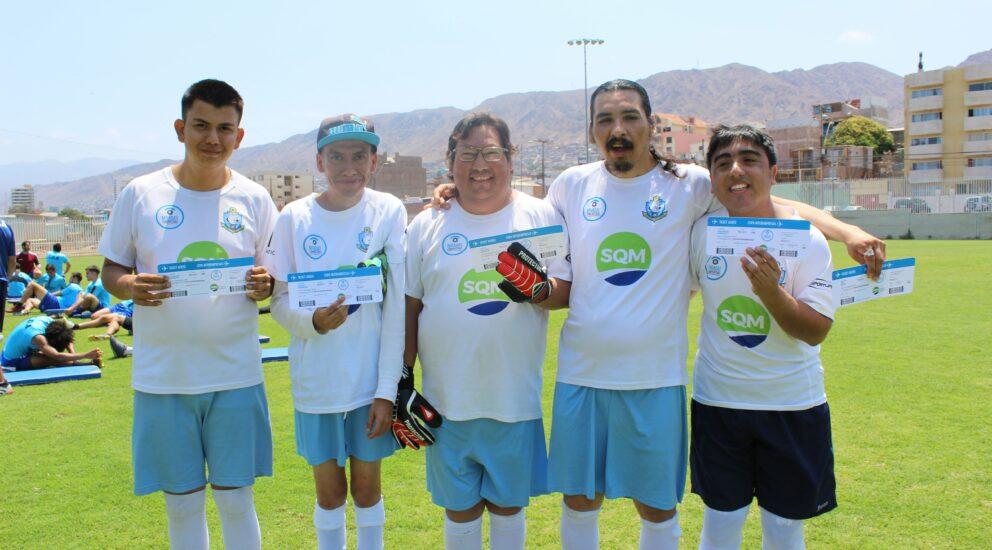 El deporte como vehículo de inclusión: Los beneficios que entrega a personas en situación de discapacidad